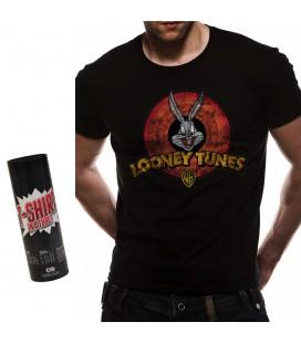 TShirt Destroy Logo Looney Tunes