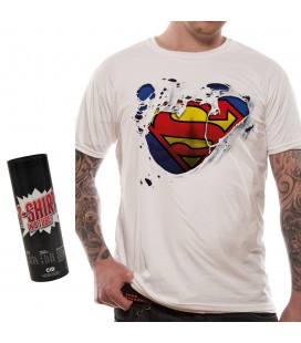 TShirt Superman Torn