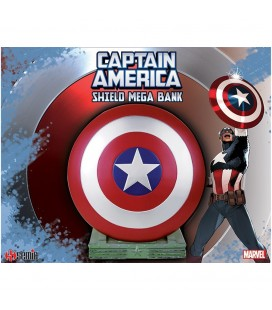 Tirelire Bouclier Captain America