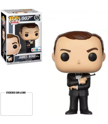 Pop! James Bond Edition Limitée [524]