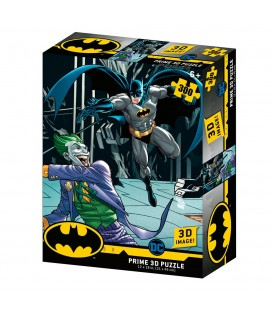 Puzzle Lenticulaire 3D Batman Vs Joker (300)
