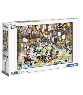 Puzzle Masterpiece Character Gala (6000)