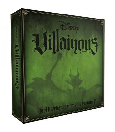 Disney Villainous jeu Quel Méchant sommeille en vous?