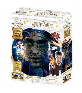 Scratch Off Puzzle Harry (150)