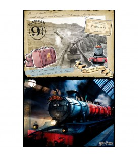 Scratch Off Puzzle Hogwarts Express (500)