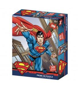 Puzzle Lenticulaire 3D Superman (300)