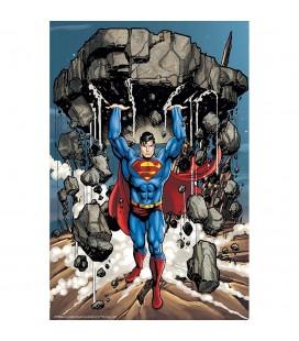 Puzzle Lenticulaire 3D Superman Super Strenght (300)