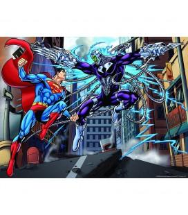 Puzzle Lenticulaire 3D Superman Vs Electro (500)