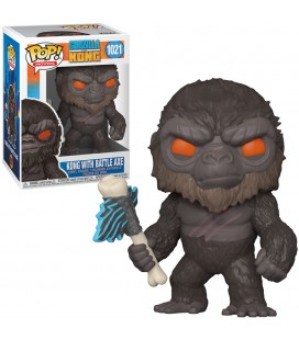Pop! Kong with Battle Axe [1021]