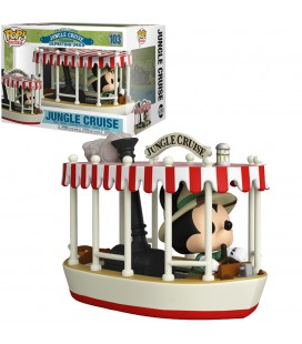 Pop! Rides Super Deluxe Jungle Cruise Mickey (Disney Parks) [103]
