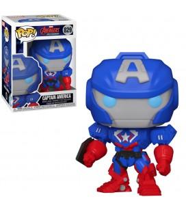 Pop! Captain America (Avengers Mech Strike) [829]