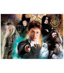 Puzzle Harry At Hogwarts (500)