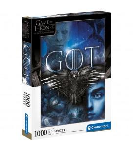 Puzzle Three-Eyed Raven (1000)