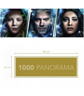 Puzzle Panorama Faces (1000)
