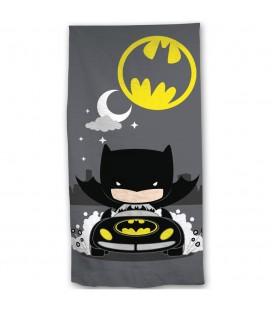 Serviette de Plage / Bain Batman Chibi