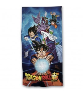 Serviette de Plage / Bain Dragon Ball Super