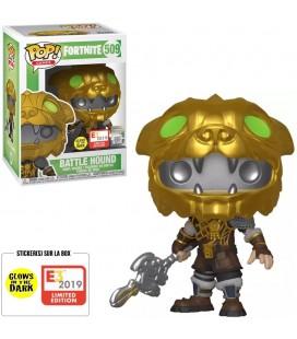Pop! Battle Hound (GITD) Edition Limitée [509]