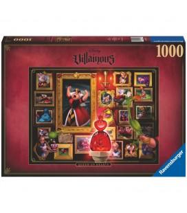 Puzzle Villainous Queen of Hearts (1000)
