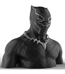 Tirelire Buste Black Panther