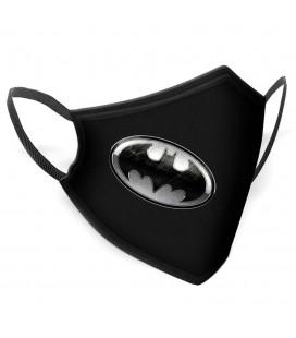 Masque Tissu Batman Black KM