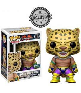 Pop! Tekken King (Caped) LE [207]