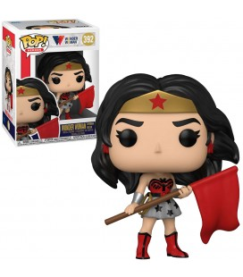 Pop! Wonder Woman (Superman Red Son) [392]