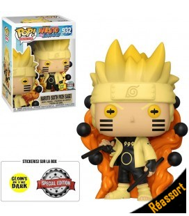 Pop! Naruto (Six Path Sage) Specialty Series GITD [932]