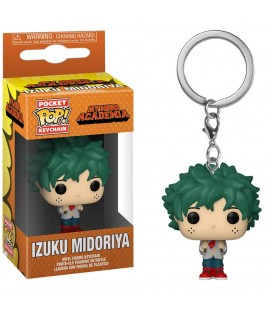 Pocket Pop! Keychain - Izuku Midoriya