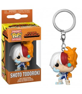 Pocket Pop! Keychain - Shoto Todoroki