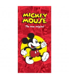 Serviette de Plage / Bain Mickey The True Original