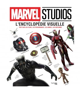Marvel - L'encyclopédie visuelle