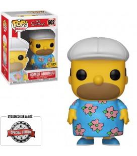 Pop! Homer Muumuu Edition Limitée [502]