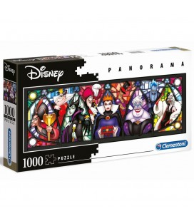 Puzzle Panorama Disney Villains (1000)