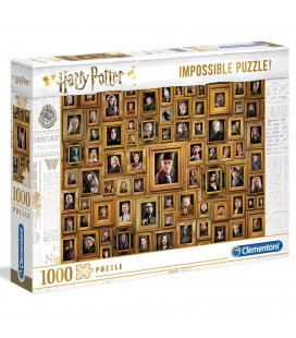 Puzzle Impossible HP Portraits (1000)