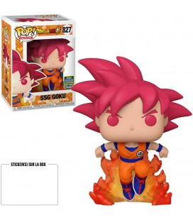 Pop! SSG Goku SDCC 2020 [827]