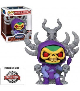 Pop! Deluxe Skeletor On Throne Edition Limitée [68]