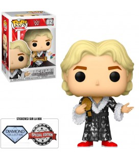 Pop! Ric Flair (Diamond) Edition Limitée [82]