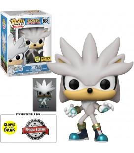 Pop! Silver (GITD) Edition Limitée [633]