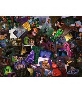 Puzzle Villainous All Vilains (2000)