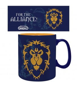 Mug For The Alliance