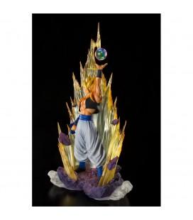 Statuette Fusion Reborn Super Saiyan Gogeta FiguartsZERO