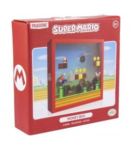 Tirelire Money Jump Super Mario