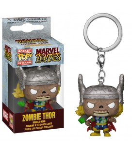 Pocket Pop! Keychain - Zombie Thor
