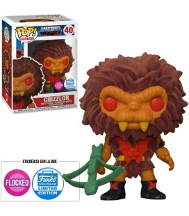 Pop! Grizzlor (Flocked) Edition Limitée [40]