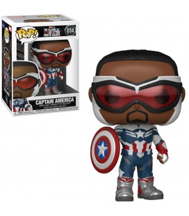 Pop! Captain America [814]