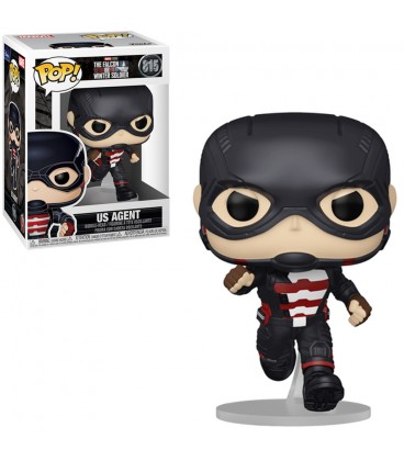 Pop! Us Agent [815]