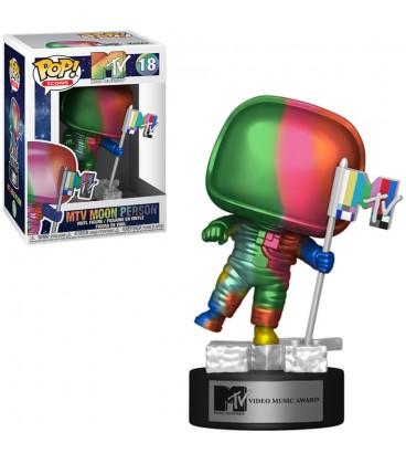 Pop! MTV Moon Person Color [18]