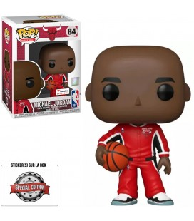 Pop! Michael Jordan Edition Limitée [84]