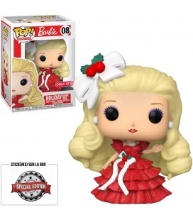 Pop! Holiday Barbie 1988 Edition Limitée [08]