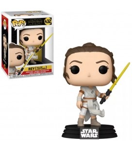 Pop! Rey (Yellow Saber) [432]